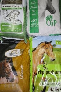 Alimentation cheval